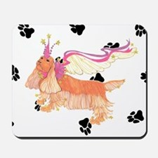 Gulliver's Angels Sussex Spaniel Mousepad