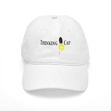 Thinking Baseball Cap - Baseball Cap