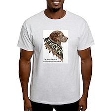 T-Shirt - Golden Rescue Mosaic