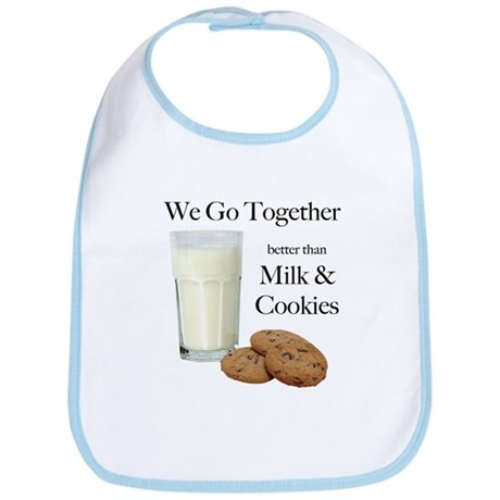 Milk & Cookies - Bib