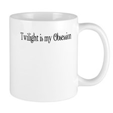 Twilight is my Obsession Mug