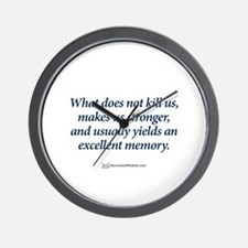 Cute Business humor Wall Clock