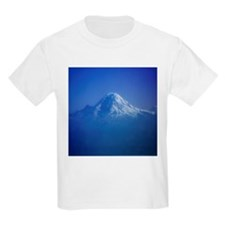Mount Rainier Kids T-Shirt