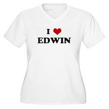 I Love EDWIN T-Shirt