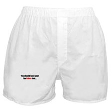 Unique Tubes tied Boxer Shorts