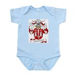 Corbacho Coat of Arms Infant Creeper