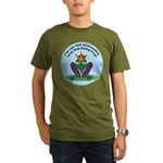 Birthday Organic Men's T-Shirt (dark)