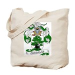 Corbalán Coat of Arms Tote Bag