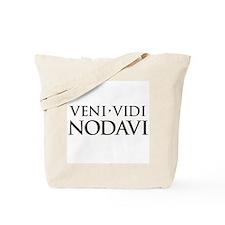 Veni Vidi Nodavi Tote Bag