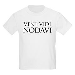 Veni Vidi Nodavi T-Shirt