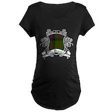 MacDonald Tartan Shield T-Shirt