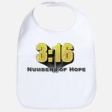 Numbers of Hope John 3:16 Bib
