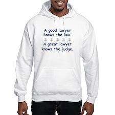 Good/Great Lawyer Hoodie