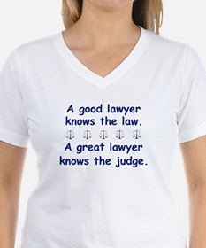 Good/Great Lawyer Shirt