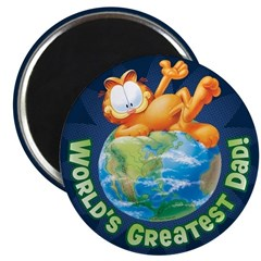 World's Greatest Dad! Magnet Magnets