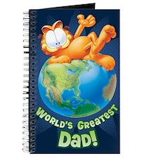 World's Greatest Dad! Journal