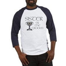 Celtic Sister of the Groom Baseball Jersey