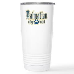 Dalmatian Dad Travel Mug