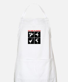 Breakdance Battle BBQ Apron