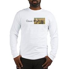 TOP Classic Baseball Long Sleeve T-Shirt