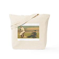 TOP Classic Baseball Tote Bag