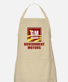Government Motors BBQ Apron