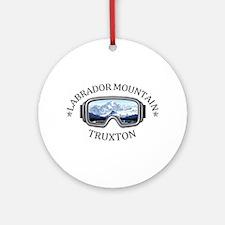 Labrador Mountain - Truxton - New Round Ornament
