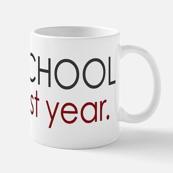 Funny High School Grad Mug