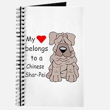 My Heart Shar Pei Journal