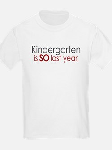 Funny Kindergarten Grad T-Shirt