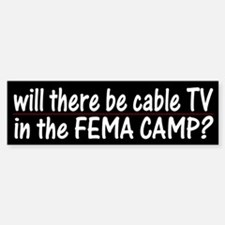 Cable TV in the Fema Camp?