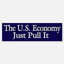 The U.S. Economy - Just Pull It