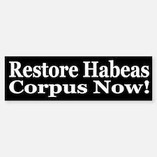 Cool Political Habeas Corpus