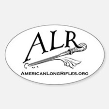 American Longrifles Swag Oval Decal