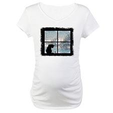 Cat in Window Shirt