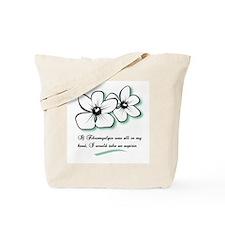 Unique Funny fibromyalgia Tote Bag