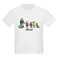 gramp's kids iDad T-Shirt