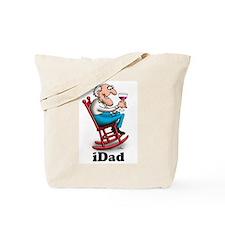 wine iDad Tote Bag