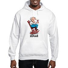 wine iDad Hoodie