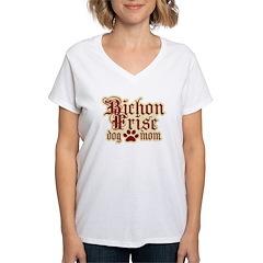 Bichon Frise Mom Shirt