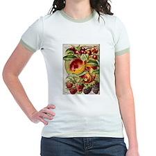 4 Farliest Fruits Jr. Ringer T-Shirt