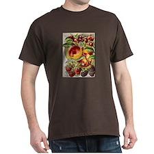 4 Farliest Fruits Dark T-Shirt