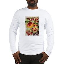 4 Farliest Fruits Long Sleeve T-Shirt