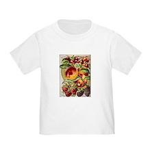 4 Farliest Fruits Toddler T-Shirt