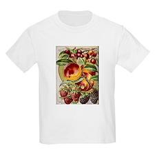 4 Farliest Fruits Kids Light T-Shirt