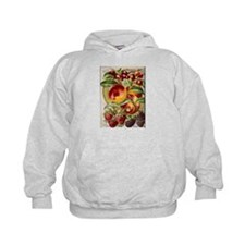4 Farliest Fruits Kids Hoodie