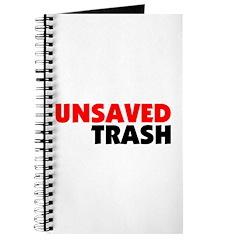 Unsaved Trash Journal