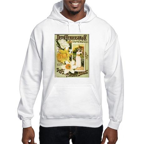 Bulbs, Plants, Seeds Hooded Sweatshirt