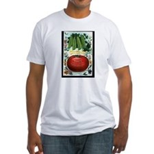 Buist Seed Company Fitted T-Shirt
