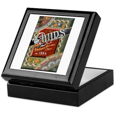 John Lewis Childs - 1894 Keepsake Box
